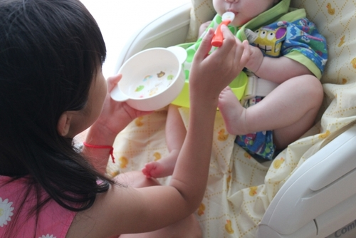 【離乳食】モグモグ期のおすすめレシピ!7倍粥・白身魚のミルク煮・かぼちゃの煮物の作り方のタイトル画像