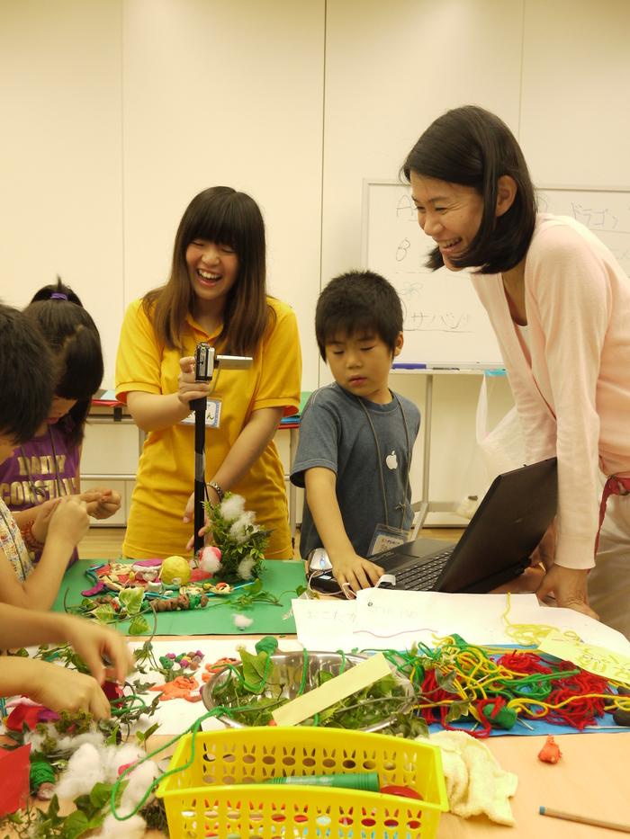 """未来の仕事に就く子どもたちへ。CANVASが""""遊びと学びのヒミツ基地""""を通じて伝えたいことの画像1"""