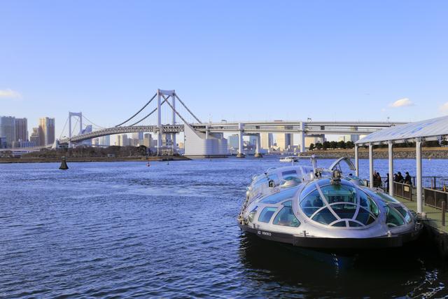 記念日は空と海の間で!親子で東京湾クルーズ体験!の画像1