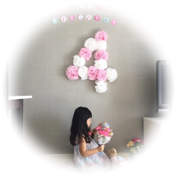 子どもの誕生日は飾り付けでお祝い!プチプラで可愛くお部屋を大変身させよう!の画像1