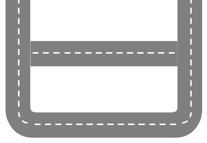 ミニカー好き男子ママ必見!100均グッズで、持ち運びできるミニカータウンマップが作れちゃう!の画像9