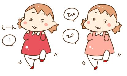 【双子育児のほっこりエピソード】双子のもとに、一足の「歩くと音が鳴る靴」がやって来たら・・?のタイトル画像