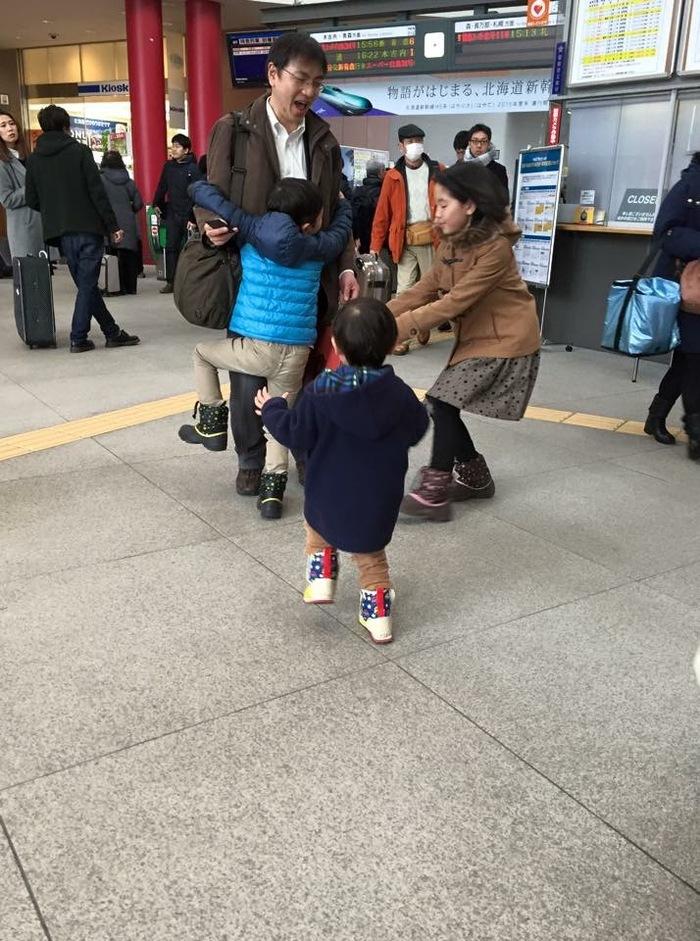 パパが不在・・・単身赴任を家族のステップアップにするためのポイントの画像1