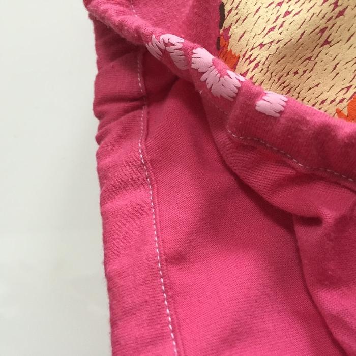 どんどん着れなくなる子ども服・・サイズアウトした洋服で腹巻きが作れちゃう!の画像3