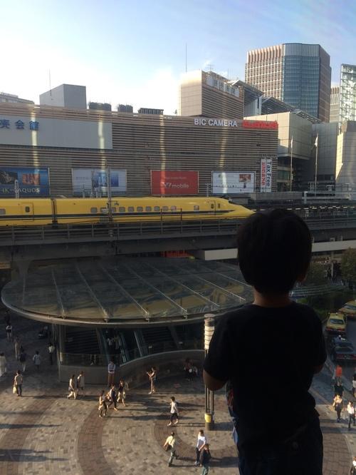 子鉄ママ必見!電車の見えるカフェ&レストラン3選<東京編>のタイトル画像