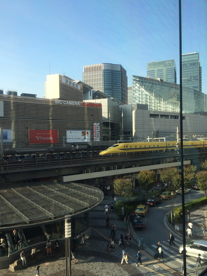 子鉄ママ必見!電車の見えるカフェ&レストラン3選<東京編>の画像1
