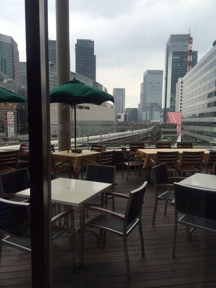 子鉄ママ必見!電車の見えるカフェ&レストラン3選<東京編>の画像3