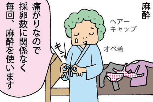 【不妊治療体験談】体外授精で「採卵」をする当日の流れとは?のタイトル画像