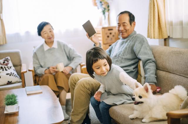 孫は可愛いけど疲れる?孫がかわいい理由と祖父母の本音とは?の画像3