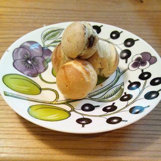 週末の朝ご飯に!たこ焼き器で作るコロコロホットケーキの作り方の画像3