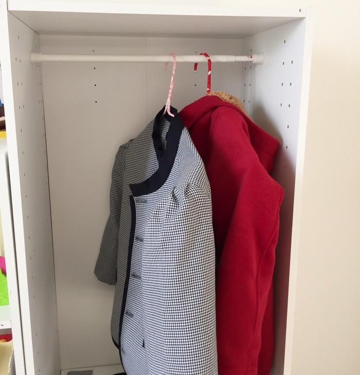 ニトリのカラーボックスで、幼稚園グッズ専用の収納ラックを作る方法!の画像4