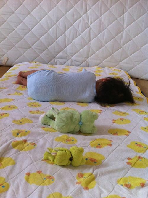 6ヶ月の息子が皮膚炎に…我が家の「ステロイド」との付き合い方とは?のタイトル画像