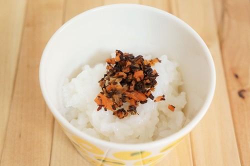 【離乳食レシピ】栄養たっぷりひじきの煮物とおやきの作り方のタイトル画像