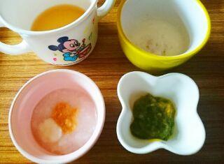 離乳食モグモグ期の赤ちゃんにピッタリなおすすめレシピ♡の画像1