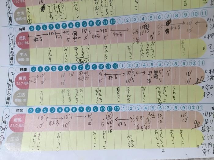 【授乳期】育児日記の書き方・ノートの選び方の画像2