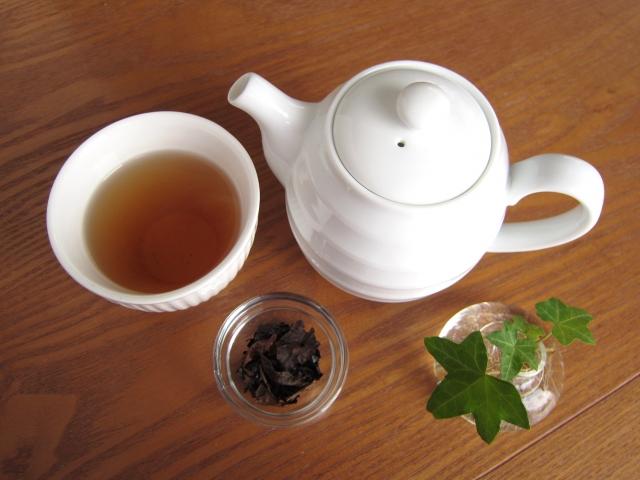 子どもや妊婦さん、そしてお父さんも飲みたい!「飲む手当て」の三年番茶♪の画像1