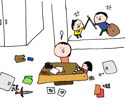 シンプルだけど1番効く!育児ストレス解消法はコレに限る! ハナペコ絵日記<42>の画像4