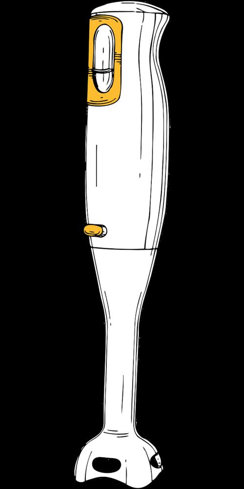ハンドブレンダーでらくらく離乳食作り!口コミおすすめ商品5選のタイトル画像