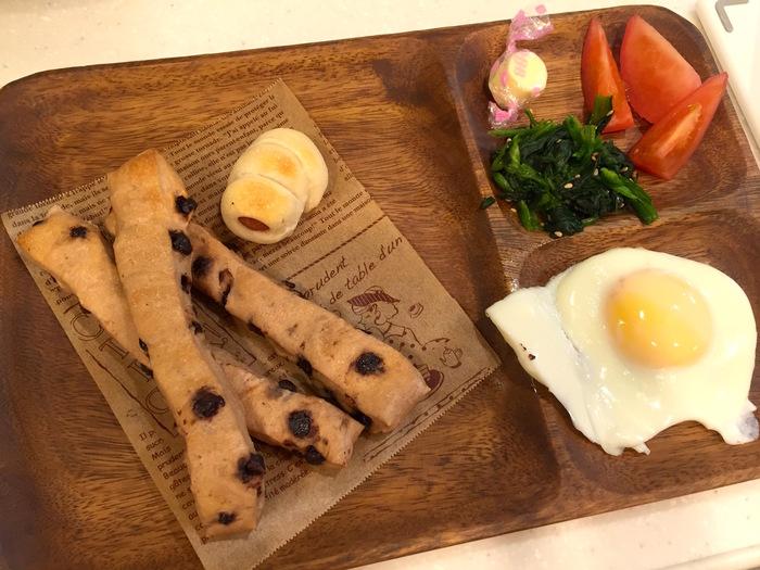 手作りパンのある朝食はこんなにハッピー!ママが考案した「あるレシピ本」との出会いの画像2