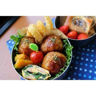 お花見にピッタリ!!お弁当は、冷めても美味しい「肉巻きおにぎり」で決まり!のタイトル画像