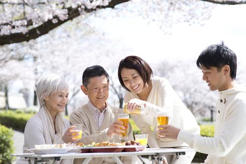 カラフルな「おかずパフェ」で花見もパーティーも楽しんじゃおう!のタイトル画像