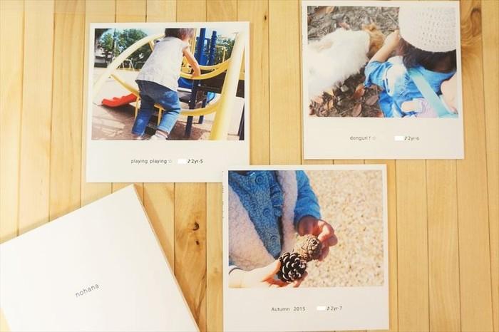 忙しいママに♡子どもの成長記録を残すなら、ワンコインで簡単&手軽な「フォトブック」が優秀の画像3