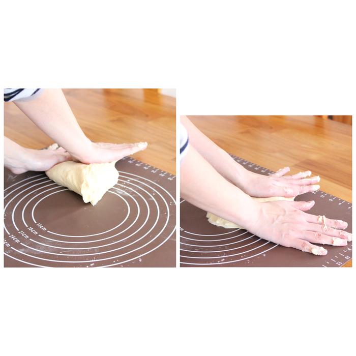 朝食にピッタリ!クルミ生地とバターの香りが食欲を誘う…シナモンのシュガートップパンの画像2