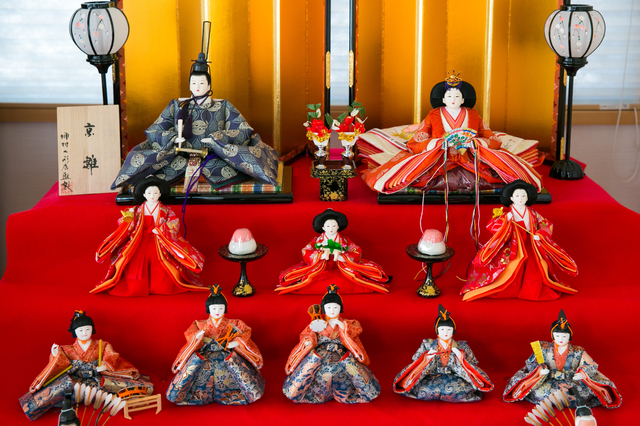 ひな人形の飾り方は?飾る向き、場所、左右はどっち?の画像4
