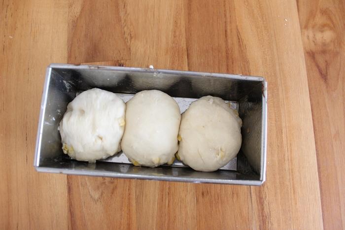 おかずパンの定番にいかが?粒コーンたっぷり♡ふわふわコーンブレッドの画像8