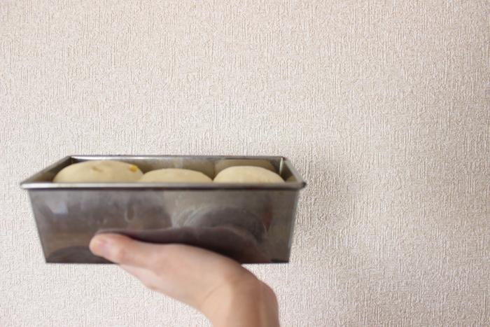 おかずパンの定番にいかが?粒コーンたっぷり♡ふわふわコーンブレッドの画像9