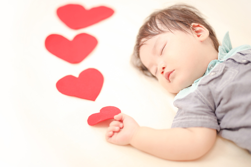 「赤ちゃんのころから、ずっとママのこと好きだったんだ」息子の告白にズキューンなエピソードのタイトル画像