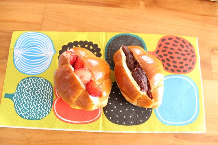 行楽シーズン到来♡バターロールとカンパーニュで見た目も可愛いサンドイッチ弁当をつくろう!の画像3