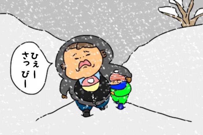 子どもに添い寝してたら、背中が冷たい…!?その理由に涙が止まらないの画像16
