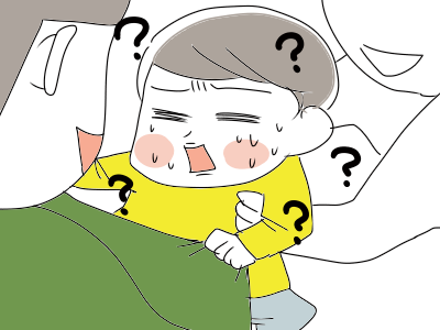 不安MAXな長男。号泣する長女。そしてニコニコだった次男は・・・?我が家の初登園エピソードの画像6