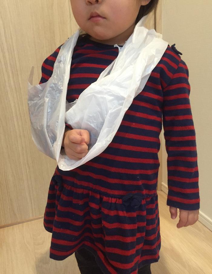 子どもが急に腕をケガした!応急処置は、どこにでもある●●が大活躍!の画像7