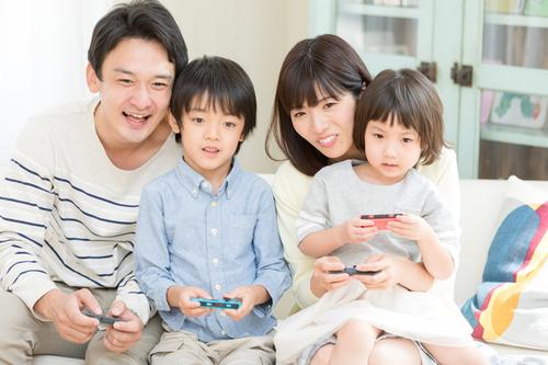 子どものTVゲームはいつから?ルールは?我が家の付き合い方をご紹介のタイトル画像