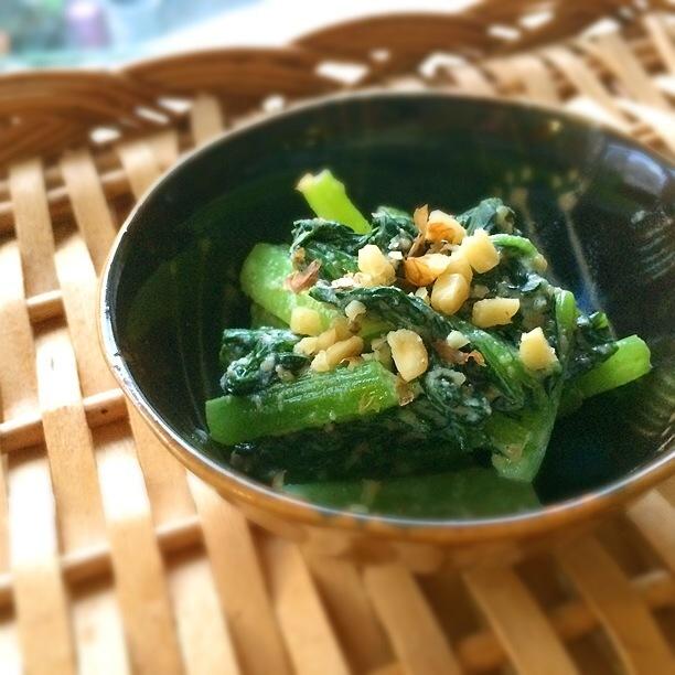 野菜1つで簡単!「和え物」をマスターして副菜上手に♡の画像1