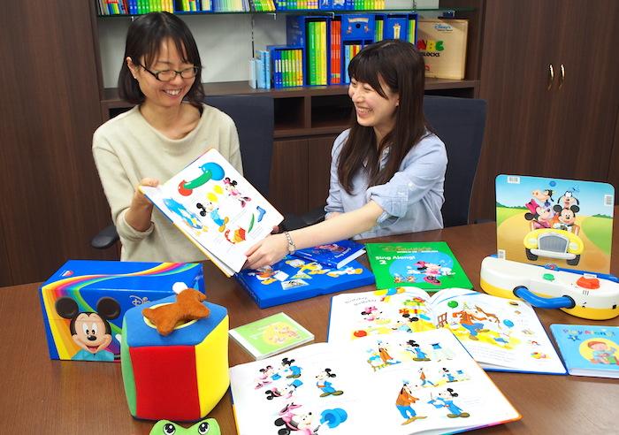小倉優子さんも愛用「ディズニーの英語システム」ってどうなの!?Conobie編集部が本社に潜入取材!の画像3