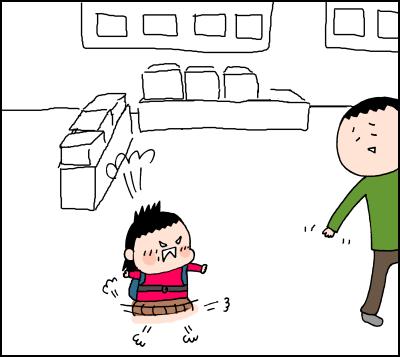 「負けない…!」2歳娘、イヤイヤ期。母との攻防戦はどうなる!?の画像4