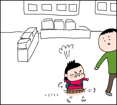 「負けない…!」2歳娘、イヤイヤ期。母との攻防戦はどうなる!?の画像5
