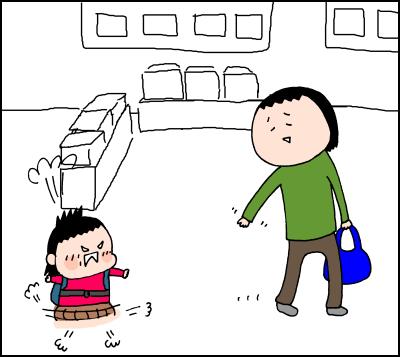 「負けない…!」2歳娘、イヤイヤ期。母との攻防戦はどうなる!?の画像2