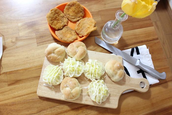 家族が喜んでくれる♡おうちで簡単に作れる「手作りハンバーガー」でピクニックしよう!の画像7