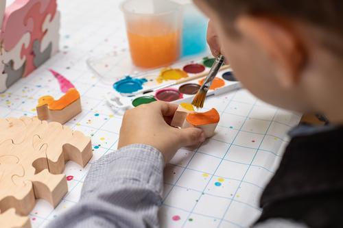 簡単!激安!DIY!100均の材料で知育玩具を手作りしよう♪のタイトル画像