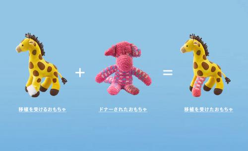 """壊れたおもちゃを移植で修復。子どもと""""命""""に向き合う『Second Life Toys』とは?のタイトル画像"""