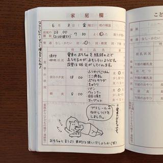 「今日も元気です…」で終わらせない。日本一有名な『保育園の連絡帳』を、のぞいてみよう!の画像9