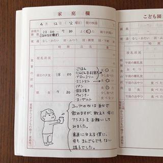 「今日も元気です…」で終わらせない。日本一有名な『保育園の連絡帳』を、のぞいてみよう!の画像2
