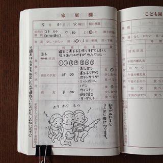 「今日も元気です…」で終わらせない。日本一有名な『保育園の連絡帳』を、のぞいてみよう!の画像8
