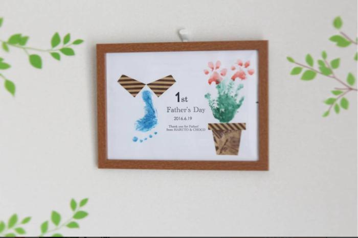 可愛い手形アート♡赤ちゃんの手形を上手に取れる、とっても簡単な方法とは?の画像5