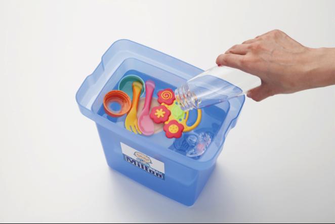 [新常識]赤ちゃんの口に触れるベビーグッズは「洗って→除菌」が常識!正しく知っておきたい除菌方法の画像5
