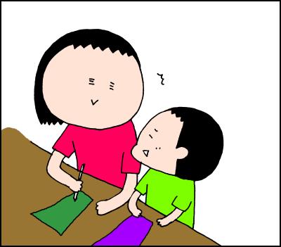「そこまで切実に…!?」思わずホロリ。4歳息子の七夕の願いごとの画像3